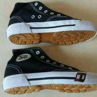 Sepatu Sekolah Mb New Basket Boot 31-36 Sport Shoes