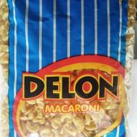Makaroni Delon Biru Makroni Macroni Macaroni