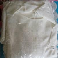 dress sabrina putih import