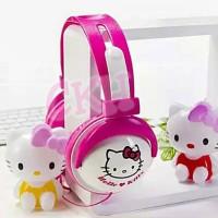 headphone hello kitty