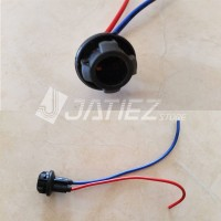 Soket / Fitting Lampu Sen Sein Senja Speedometer Rem T10