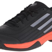 Adidas Sonic Attack Black Red 685625 Sepatu Tennis Size EU 40