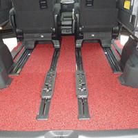 Karpet Comfort Premium Khusus Alphard dan Vellfire 2005-2016 Full