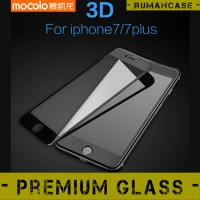iPhone 7 PLUS 5.5 - 3D Full Cover MOCOLO Premium Tempered Glass Japan