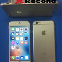 iphone 6S 64gb Silver Second Mulus,ex internasional