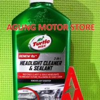 Turtle Wax Headlight Cleaner & Sealant ( 266 ml )