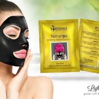 [ HANASUI NATURGO ] Masker Naturgo BPOM Hanasui