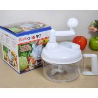 Swift Chopper / alat pemotong sayur buah / blender manual / pengiris