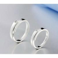 Cincin Sepasang,Tunangan,Nikah,Couple,Perak 925