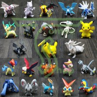 Action Figure - Mainan Mini Pokemon [1 set isi 24]