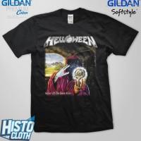 Kaos Band Metal Helloween Keeper Of The Seven Keys - HELLO23