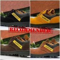 Sepatu Caterpillar Semi Boots Suede