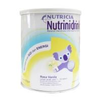 NUTRINIDRINK VANILA 400GR