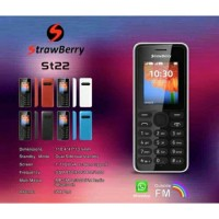 Hp strawberry st22 baru
