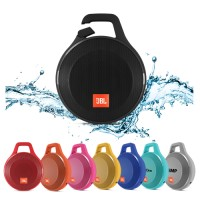 Speaker Bluetooth JBL Clip Plus Portable Bluetooth Speaker - Biru