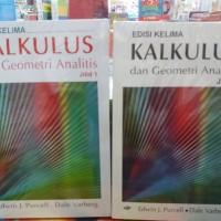 KALKULUS DAN GEOMETRI ANALITIS. jilid 1 dan 2 ( EDWIN J. PURCELL )