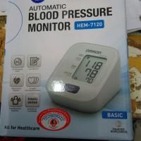 Omron HEM 7120 Automatic blood pressure monitor
