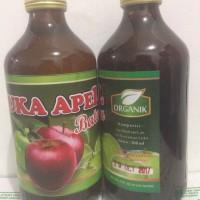Cuka Apel Batu Organik