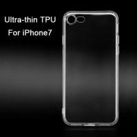 """iPhone SE 2020 / iPhone 8 / 7 (4.7"""") - Ultra Thin TPU Soft Case CLEAR"""