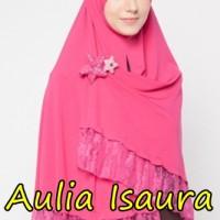 AULIA ISAURA / Jilbab Instan Panjang / Bergo / Hijab Syari