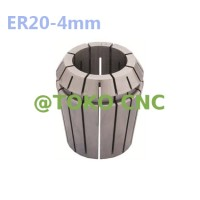 ER20 4mm collet chuck set CNC milling lathe tool spindle motor AX69