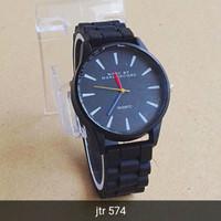 jam tangan marc jacobs wanita / jtr 574 hitam