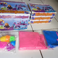 Mainan Pasir Kinetik 1Kg Kinetic Sand Magic Sand