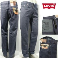 Celana panjang regular Levis pria | Celana murah jeans standar