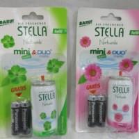 Stella Mini Matic & Duo Matic Refill + Baterei