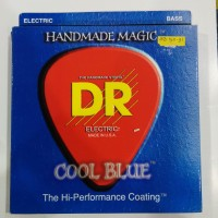 Senar Bass Elektrik Dr String Cool Blue Nwb.045 Original
