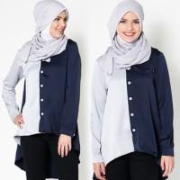 Rachelle blouse [ blus muslim / atasan ]