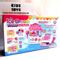 ICE CREAM STORE CASH REGISTER , MAINAN ANAK PEREMPUAN