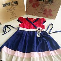 dress anak import termurah bintang collection