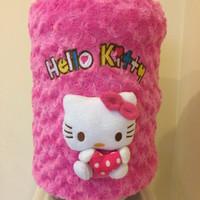 sarung galon hello kitty