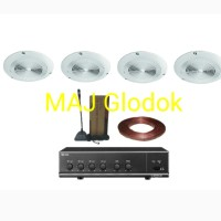 Sound system TOA/Paket Toa indoor