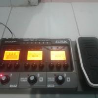 Efek Gitar ZOOM tipe G3X