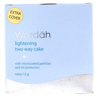 wardah Refill lightening two way cake extra cover
