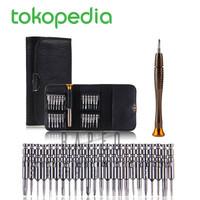 Obeng Torx Set 25 in 1 Repair Tools Kit for iPhone 4/5/6/6 Plus
