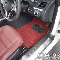 Karpet Comfort Premium Khusus Mercy C200 2008-2012 2 Baris