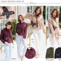 COLLATE BUTTERFLY JACKET SK