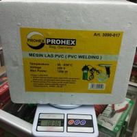 MESIN LAS PVC PROHEX / PVC WELDING MACHINE PROHEX