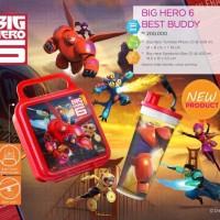 MOORLIFE BIG HERO BUDDY / TEMPAT MAKAN / NON TUPPERWARE