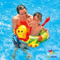 INTEX Ban / Pelampung Renang Anak | Karakter Hewan Lucu | 3-6 Tahun