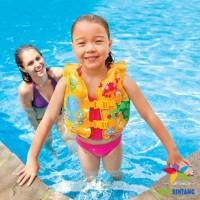 INTEX Baju Jaket Ban / Pelampung Renang Anak | Swim Vest | 1-3 th