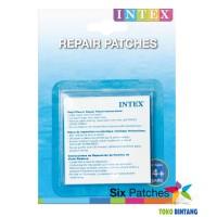INTEX Repair Kit Lem Tambal Ban - Kolam - Pelampung Renang | Patch