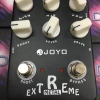 Efek Gitar Joyo Jf 17 Extreme Metal Original
