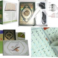 Al-Quran Digital Pen Reader Pq15 - Pen Baca Otomatis Bahasa Indonesia
