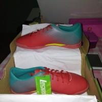 Sepatu Futsal League Attacanti Legas IC Merah Original