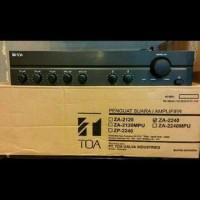 Mixer Amplifier Toa Za 2240 Original
