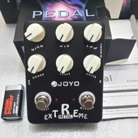 Efek gitar joyo JF-17 extreme metal original